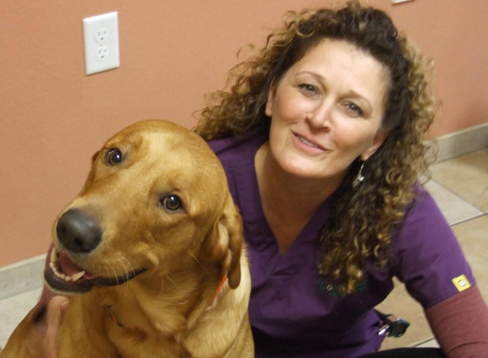 Dr. Ann Deiss - small animal veterinarian- Marshfield Veterinary Service - Marshfield, WI